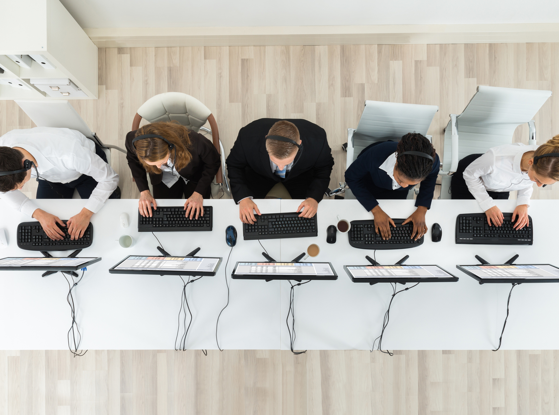 BPO with cloud-based omnichannel