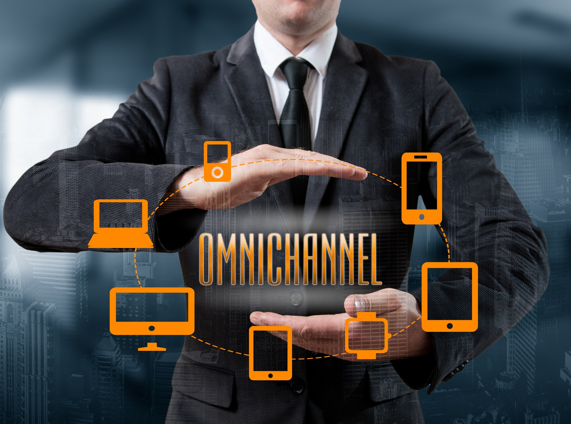 "Data Fragmentation- Why You Need to ""Omnichannel"" Your Apps"