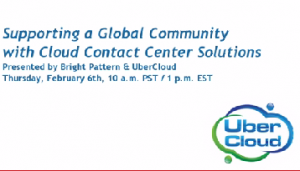 cloud contact center solutions