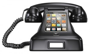 http://www.dreamstime.com/royalty-free-stock-photo-post-retro-telephone-black-smartphone-touch-screen-apps-image35164055